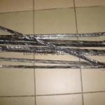 mercedes 114-115-123-108-116 listwy boczne nowe cena od 500zł za 1 kpl.