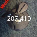 Mercedes 207-410 korek wlewu paliwa na kluczyk