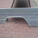 Mercedes gelenda błotnik tylny prawy do wersji 3 drzwiowej
