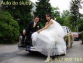 Auto do ślubu w Radomiu, samochód na ślub Radom